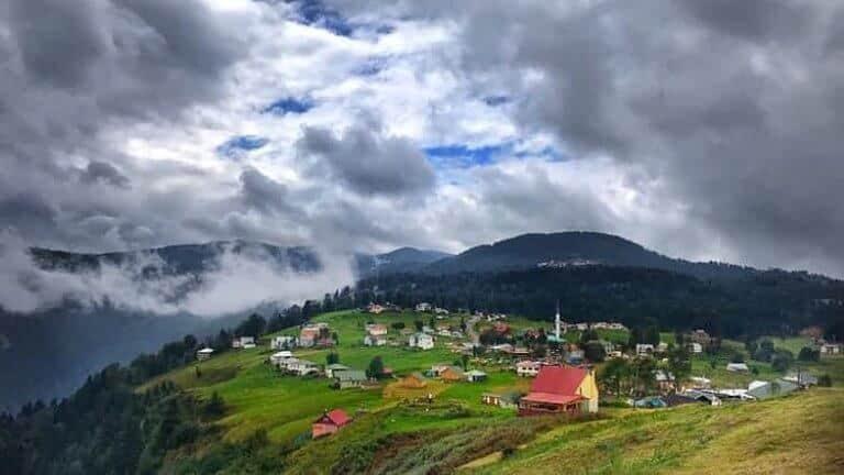 صورة من مرتفعات حيدرنبي