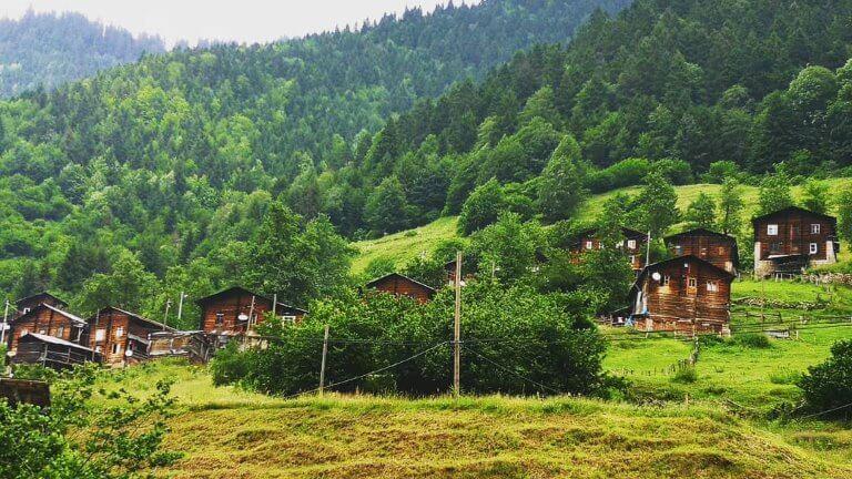 صورة قرية اكيزديريه