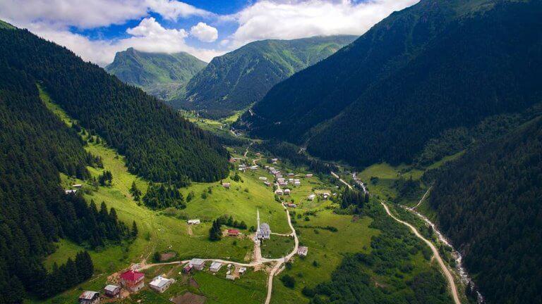 صورة عن قرية اكيزديريه