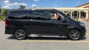 صورة لرحلة سبانجا ضمن سيارة خاصة
