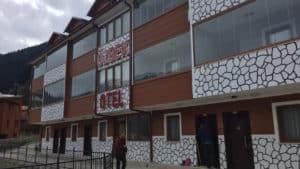 بناء فندق اوزبيك اوزنجول