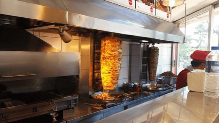 افضل شاروما دجاج ولحم في طرابزون