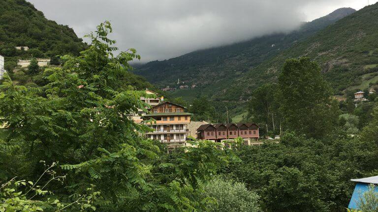 صورة من قرية كوشندرا