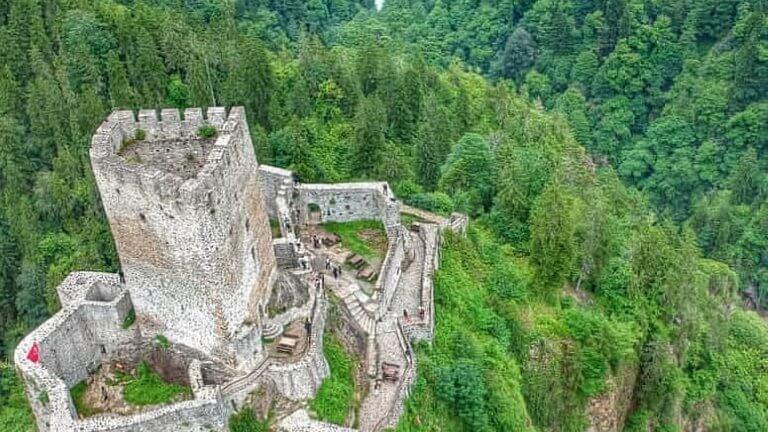 صورة لقلعة زيل كالي