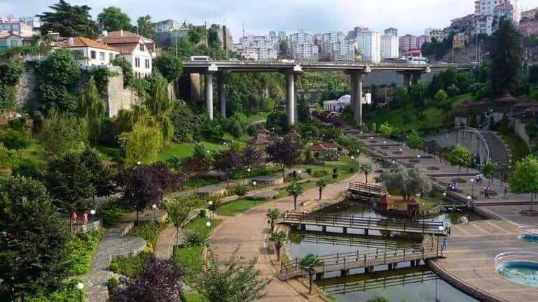 صورة لحديقة زيغنوس