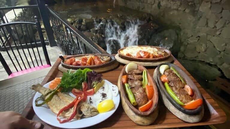 مطعم اكساسيا سبانجا
