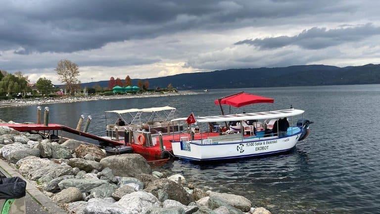 صورة لبحيرة سبانجا