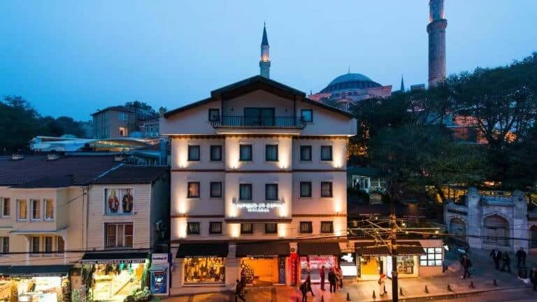 فندق سانت صوفيا السلطان أحمد
