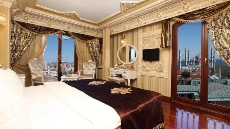 فندق جولدن هورن سلطان احمد