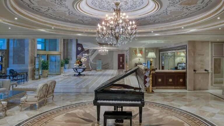 فندق إيليت وورلد - فنادق خمس نجوم في اسطنبول تقسيم