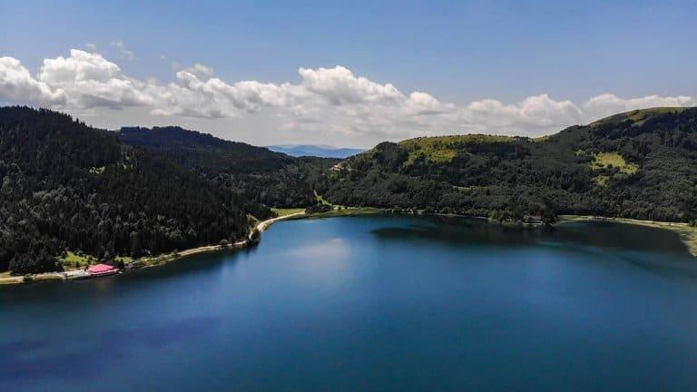 بحيرة ابانت