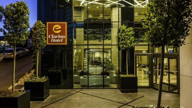 فندق جولدن هورن