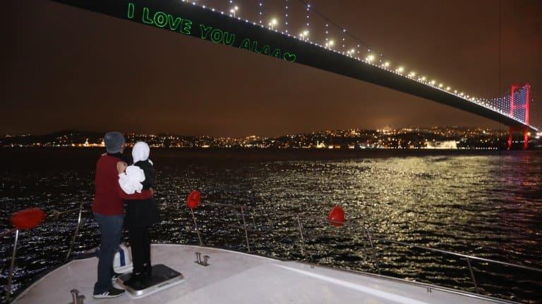 تأجير يخت خاص في اسطنبول