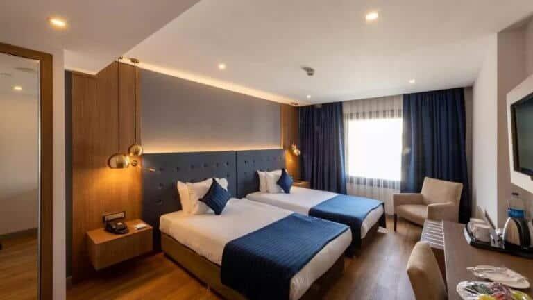 فندق كريستال - من ارخص وافضل فنادق تقسيم