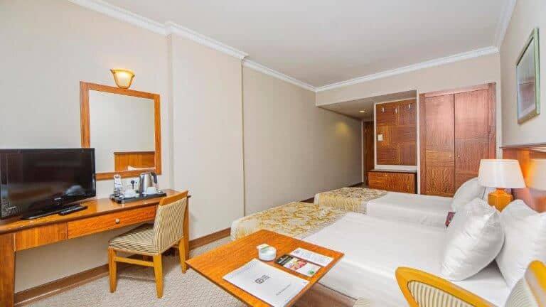 جراند اوزتانيك - من فنادق اربع نجوم في تقسيم المميزة
