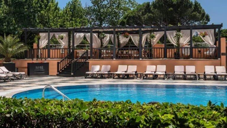 سيلان إنتركونتيننتال اسطنبول - افضل فندق 5 نجوم في تقسيم