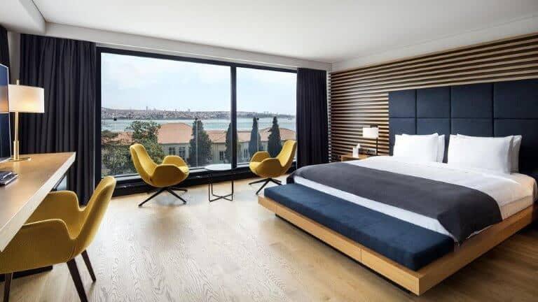 فندق متروبوليتان البسفور - من الفنادق الرخيصة