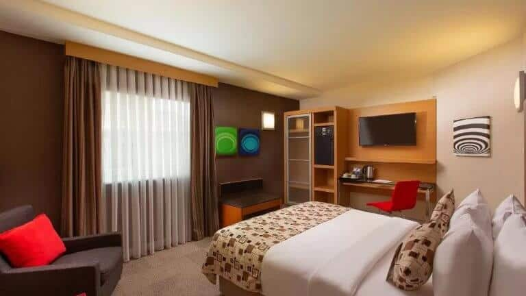 فندق نيبون - من فنادق تقسيم اربع نجوم النظيفة