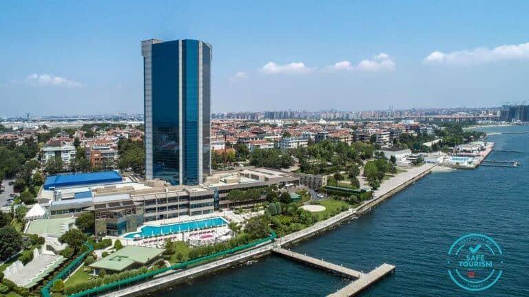 فندق رينيسانس بولات - من فنادق اسطنبول عالبحر الرخيصة