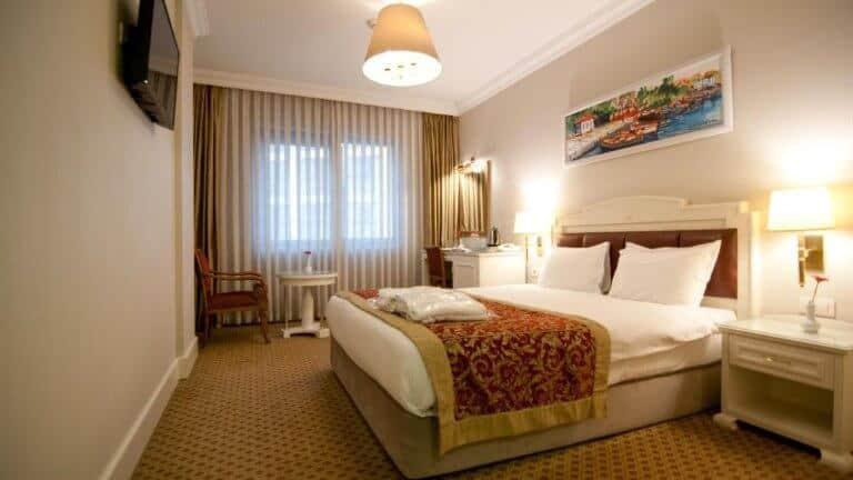 فنادق في ميدان تقسيم اسطنبول - فندق تقسيم مترو بارك