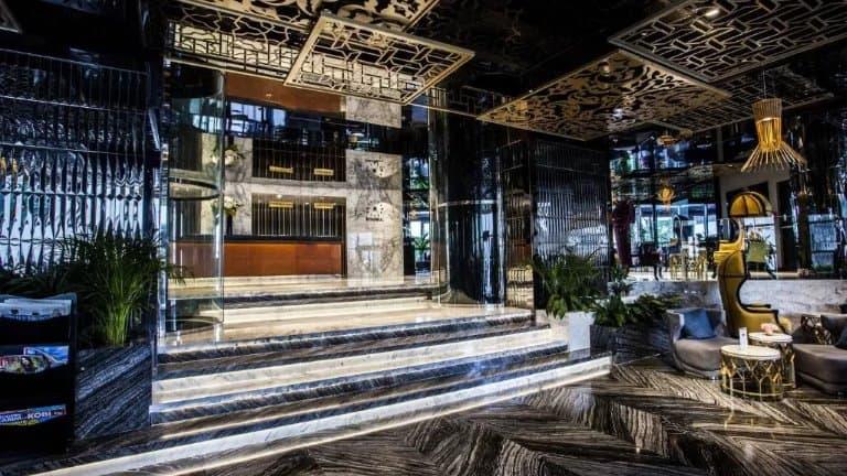 ذا اليسيوم - ثاني ارخص فنادق تقسيم 5 نجوم