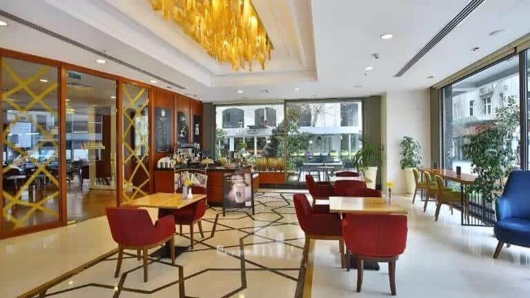 بارما هوتل - من ارخص فنادق تقسيم ٥ نجوم
