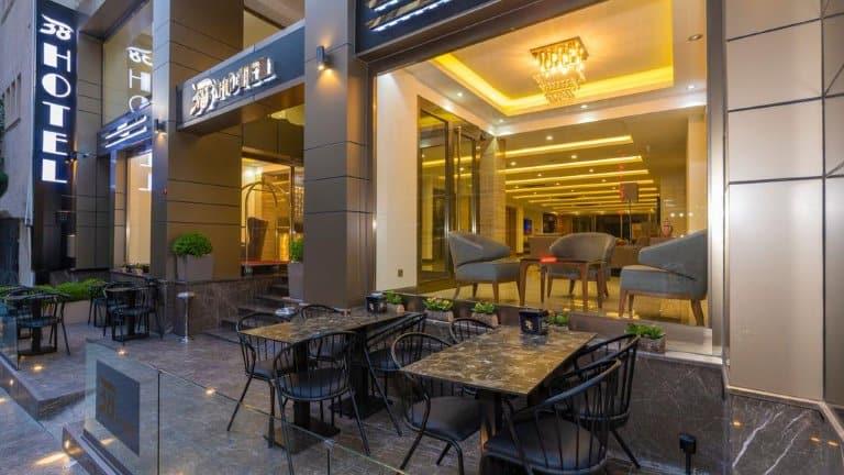 38 Hotel Istanbul