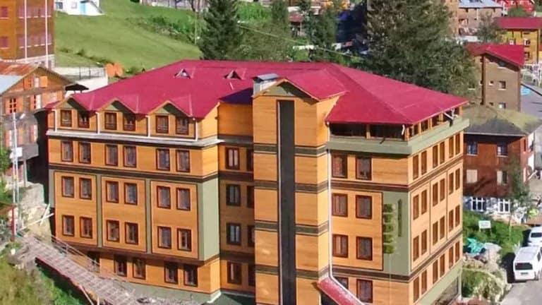 فندق ايدر ريزورت