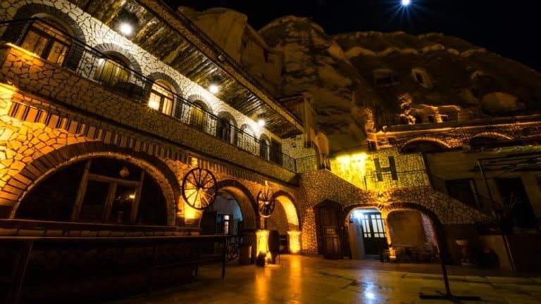 Elite Cave Suites Cappadocia