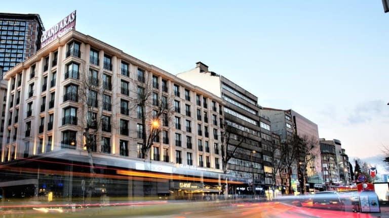 فندق جراند اراس شيشلي