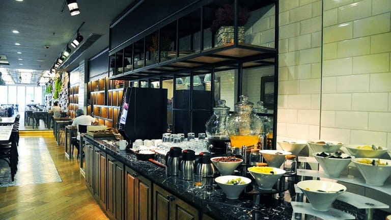 افطار فندق جراند اراس