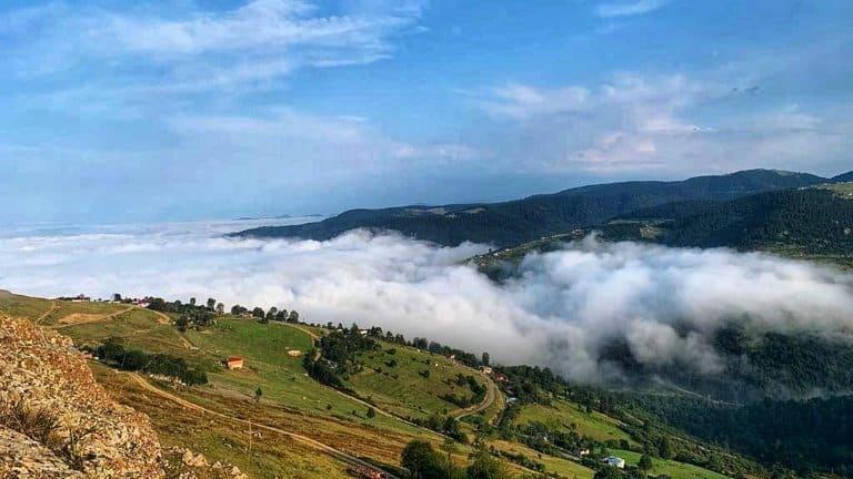 مرتفعات كايا باشي