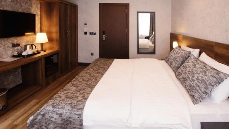 غرف فندق لايف بوينت