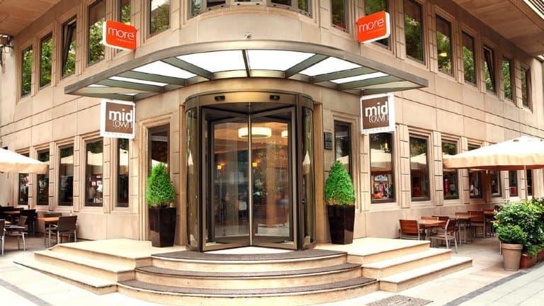 فندق ميد تاون
