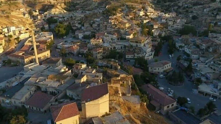 قرية مصطفى باشا