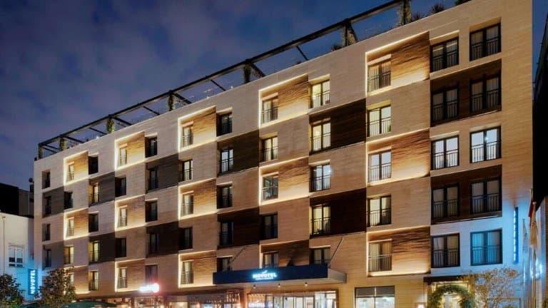 فندق نوفوتيل إسطنبول البوسفور