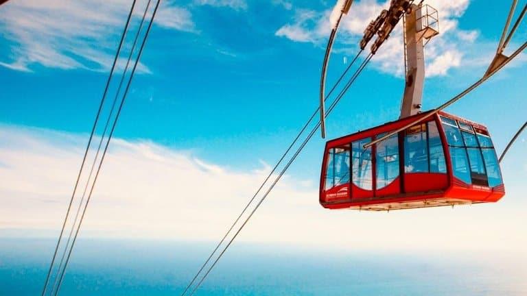 تلفريك اوليمبوس من رحلة برنامج سياحي لتركيا 15 يوم