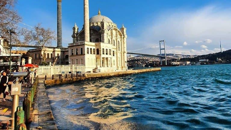 اورتاكوي ستزورها في رحلة الى تركيا لمدة اسبوع