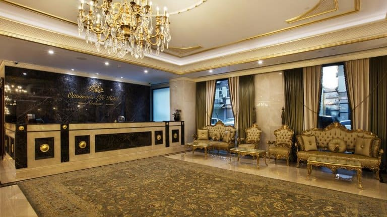 فندق عثمان لايف ديلوكس اسطنبول