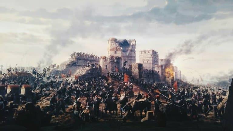 بانوراما فتح القسطنطنية