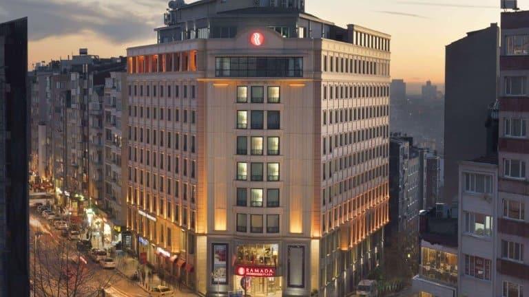 فندق رمادا بلازا اسطنبول