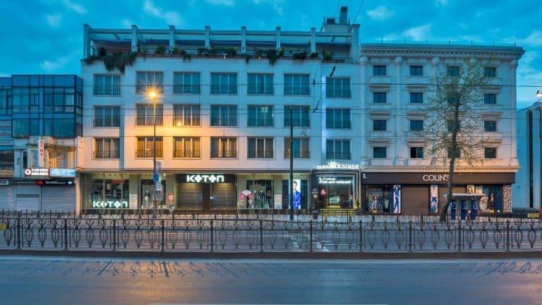The Hotel Beyaz Saray Istanbul