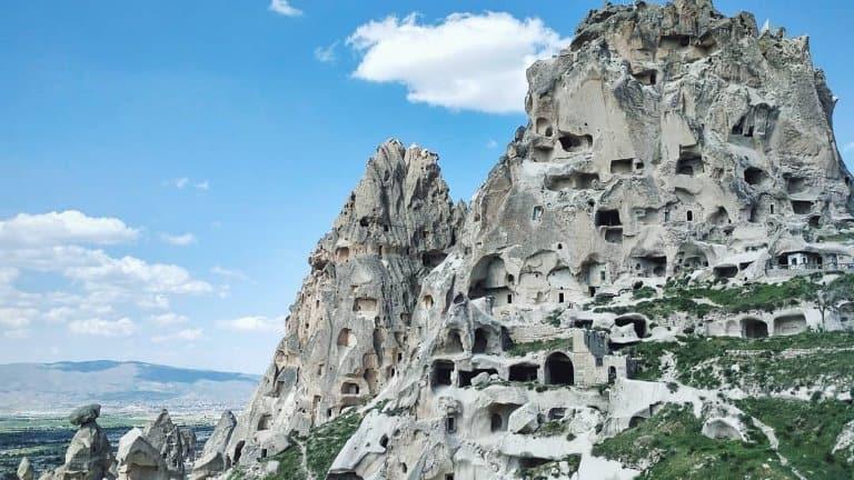 قلعة أوشيسار