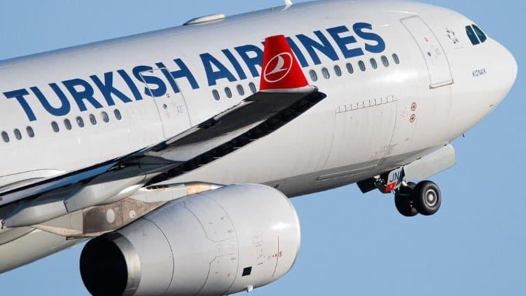 طيران التركية - السياحة في تركيا