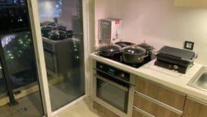 مطبخ شقق مول فينيسيا اسطنبول