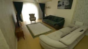صالة شقة غرفة وصالة في فينيسيا مول