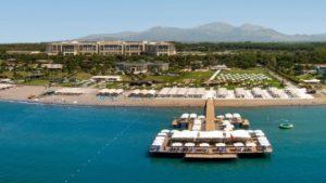 شاطىء فندق ريجنوم كاريا