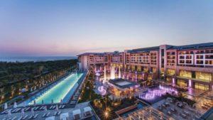 فندق ريجنوم كاريا في المساء