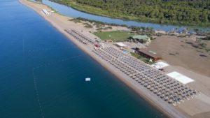 شاطىء فندق تيتانيك ديلوكس غولف