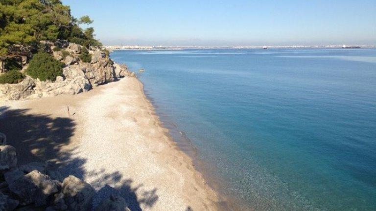 شاطئ توبشام